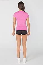 Спортивная женская футболка Rough Radical Capri SG (original), рашгард с коротким рукавом, компрессионная, фото 3
