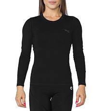 Спортивная женская футболка с длинным рукавом Rough Radical Efficient, лонгслив,рашгард,компрессионная, фото 3