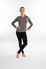 Спортивная женская футболка с длинным рукавом Rough Radical Efficient SG,лонгслив,рашгард,компрессионная, фото 2