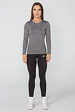 Спортивная женская футболка с длинным рукавом Rough Radical Efficient SG,лонгслив,рашгард,компрессионная, фото 3