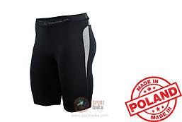 Спортивные мужские шорты-тайтсы Rough Radical Rapid (original), компрессионные шорты для бега, спортзала, фото 3