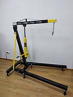 Кран гаражный гидравлический складной Euro Craft - 2000 кг - Польша