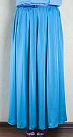 """Шелковая юбка в пол """" Silk"""""""