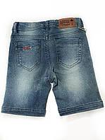 Джинсовые шорты на мальчика 4 года