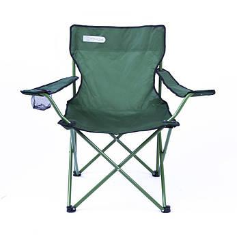 Туристическое раскладное кресло Spokey Angler 120кг 839632, стул складной кемпинговый, фото 2