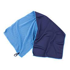 Охлаждающее спортивное полотенце Spokey Cosmo 926129, для спортзала, быстросохнущее, фото 2