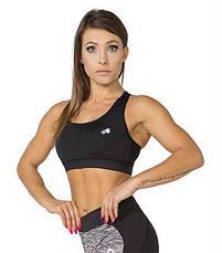 Женский спортивный топик Rough Radical Sports Bra (original), короткий топ для спортзала спорта, фото 3