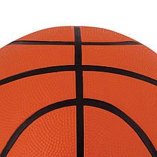 Баскетбольный мяч Spokey CROSS размер 7 82388 (original) Польша, фото 3