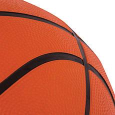 Баскетбольный мяч Spokey CROSS размер 7 82388 (original) Польша, фото 2