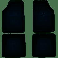 Авто Коврики в салон для Volkswagen Passat B2, коврики для Пассат Б2 (4 шт.) Prima Резиновые