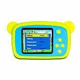 Детский цифровой фотоаппарат  Желтый Мишка Оригинал Children`s fun 20Мп Full HD 1080p (BYM), фото 3