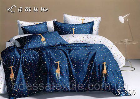 Комплект постельного белья Тет-А-Тет полуторное  S-366, фото 2