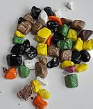 Шоколадное драже морские камешки Karmen Cakil, 20 гр, турецкие сладости Karmen, фото 3