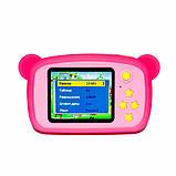 Детский цифровой фотоаппарат Розовый Мишка 2 Камеры Children`s fun Original  20Мп Full HD 1080p (PPM), фото 4