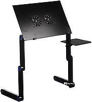 Столик для ноутбука с охлаждением и подставкой для мышки ErgoStand №A2-46 (2552)