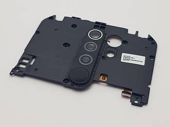 Средний корпус Xiaomi Redmi 9 со стеклом камеры Сервисный оригинал с разборки