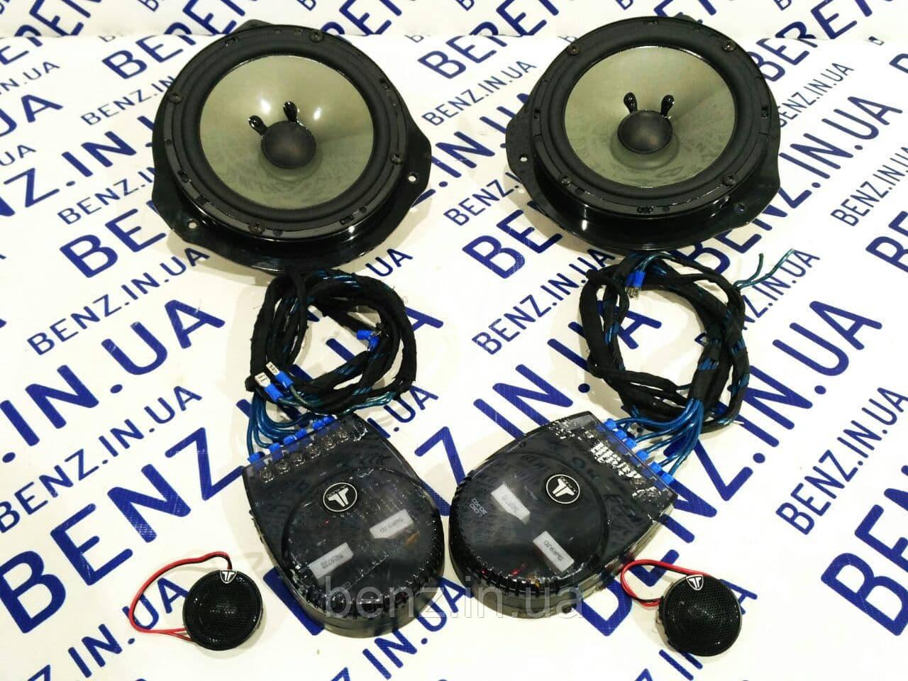 Акустическая система JL Audio C2-650 для Mercedes C207/W212/W204
