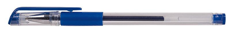 Ручка гелева Buromax синій 0,7 мм (BM.8349-01)