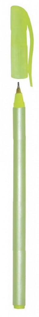 Ручка масляна 1 Вересня D Fine Pearl синій mix 5 дизайнів (411080)