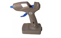 Клеевой пистолет для силиконового клея JDER 2 в 1 S-609 Grey (5456)