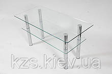 Столы журнальные из стекла на заказ