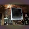 Тепловентилятор водяний Volcano VR3 ЕC NEW 13-75 кВт, фото 10