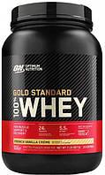 Сывороточный протеин Optimum Nutrition 100% Whey Gold Standard 907 г Банан