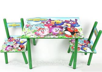Столики со стульчиками