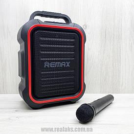 Портативная колонка Remax RB-X3 (Black)