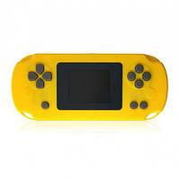 Игровая приставка Mini Game 268 игр консоль Жёлтая