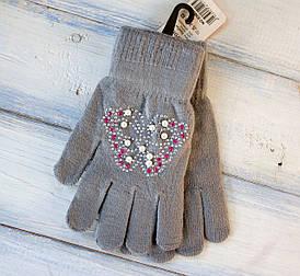 Дитяча рукавичка синя