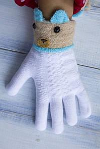Дитячі рукавички Ведмедик 1321326724