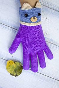 Дитячі рукавички Ведмедик 1321326726