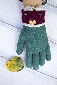 Дитячі рукавички Ведмедик 1321326728