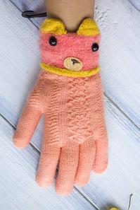 Дитячі рукавички Ведмедик 1321326730