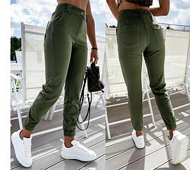 "Жіночі брюки джоггеры ""Elias""| Батал #A/S"