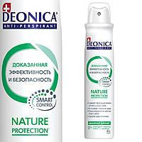 Антиперспирант спрей DEONICA 200ml Nature Protection