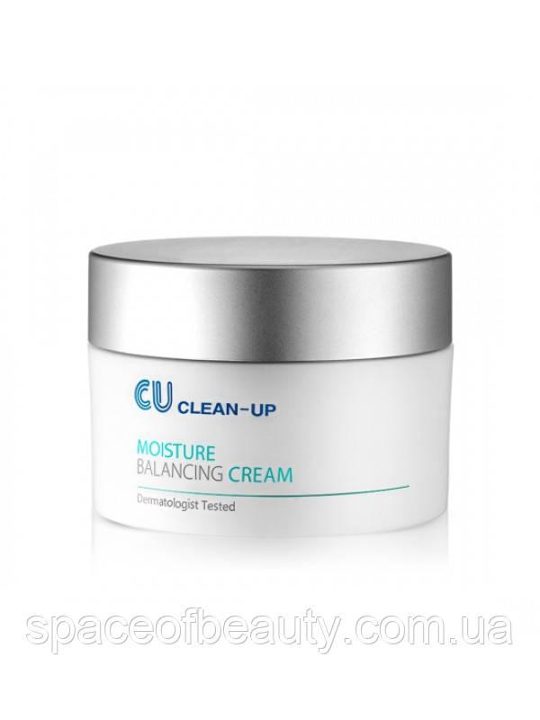 Ультра-Зволожуючий Крем Cuskin Clean-Up Moisture Balancing Cream, 50 Мл