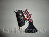 Разъем (колодлка с проводами) блока предохранителей стеклоочистителя ВАЗ 2109 (22448)