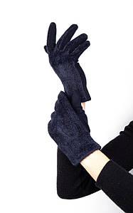 Перчатки FAMO Женские перчатки Глитс синие S S (1-69) #L/A