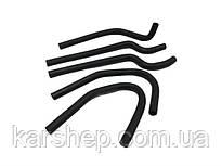 Патрубки отопителя компл. ГАЗель (3 л.) (5 шт) NIRTI