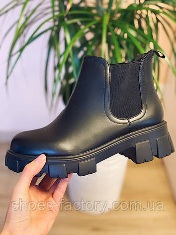 Ботинки женские в стиле Челси CHELSEA 2020, фото 2