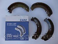 Колодка тормозная задняя ВАЗ 2101 инд. упаковка *ЗАРЗ