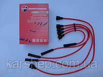 Провода высоковольтные Москвич 2141 силикон (IW73 013C3) Fenox