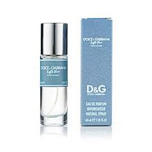 Dolce Gabbana Light Blue pour homme - Tube Aroma 40ml