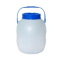 Фляга пластиковая 20Л (горловина 160мм) (ЛЕМИРА)