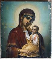 Репродукция старинной иконы Божьей Матери Утоли моя печали