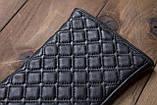 Жіночі шкіряні рукавички сенсорні, фото 7