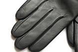 Женские кожаные перчатки сенсорные, фото 2