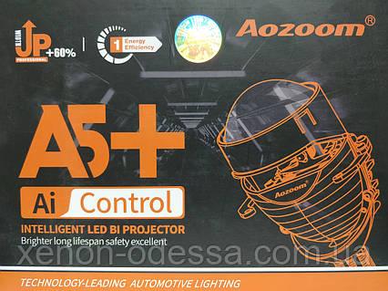 """Светодиодные Линзы AOZOOM A5+ 2.5"""" /  BI-LED Aozoom A5+, фото 2"""